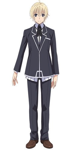Kenji Nojima as Yūto Kiba