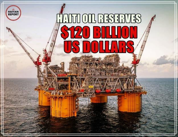Haiti oil reserves