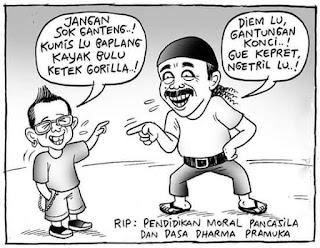Tujuh Komik Sindiran Tayangan Televisi Di Indonesia || Ada Apa Ya ?