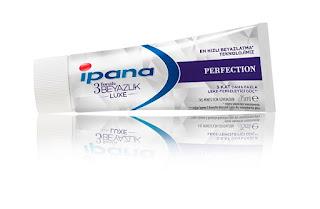 ipana 3 boyutlu beyazlık