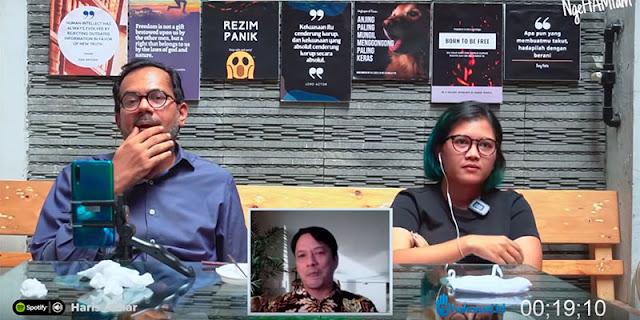 Poker Bluffing di Podcast Haris
