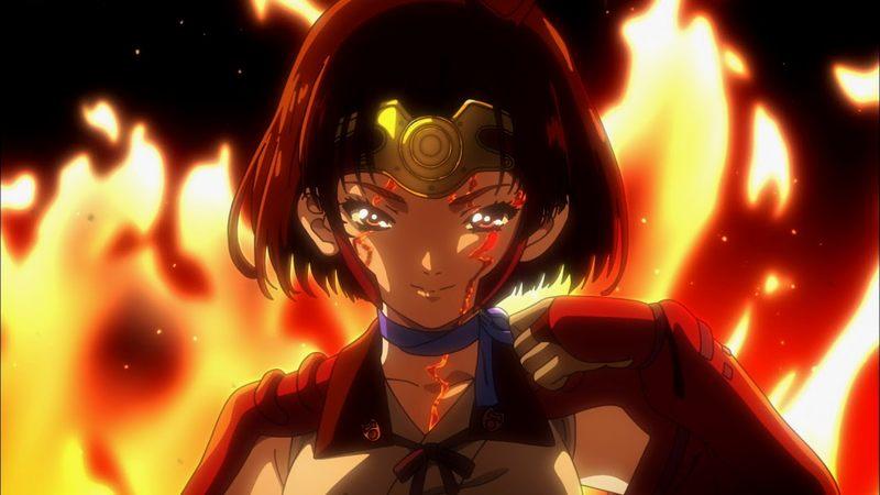 anime orisinil dari Wit Studio yang mirip dengan SNK