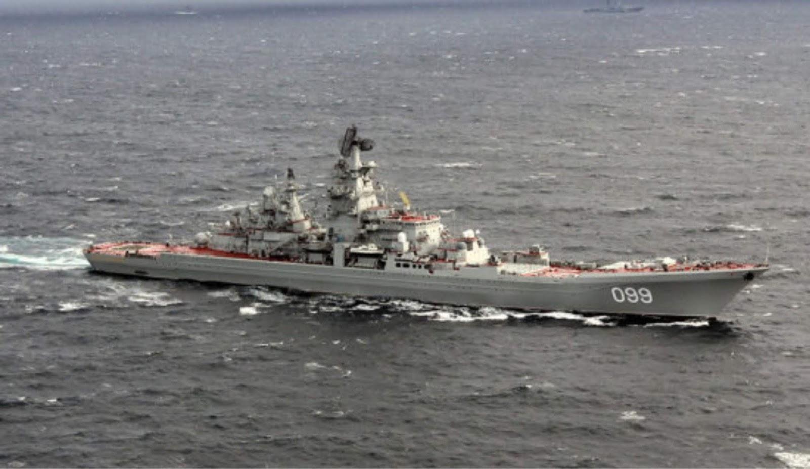 Senator AS mengusulkan penempatan Angkatan Laut AS di Laut Hitam