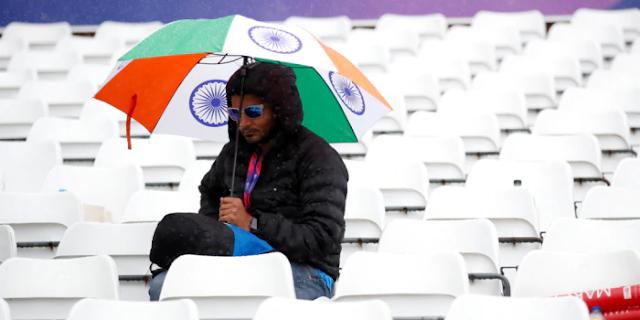 MANCHESTER WEATHER FORECAST: भारत-पाक मैच पर बादल छाए