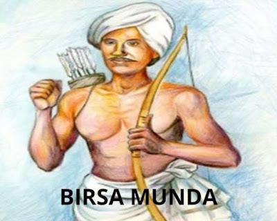 BIRSA MUNDA UPSC