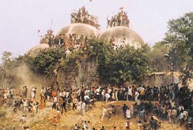 बाबरी मस्जिद का इतिहास | history of Babri Masjid in hindi | Who built Babri Masjid