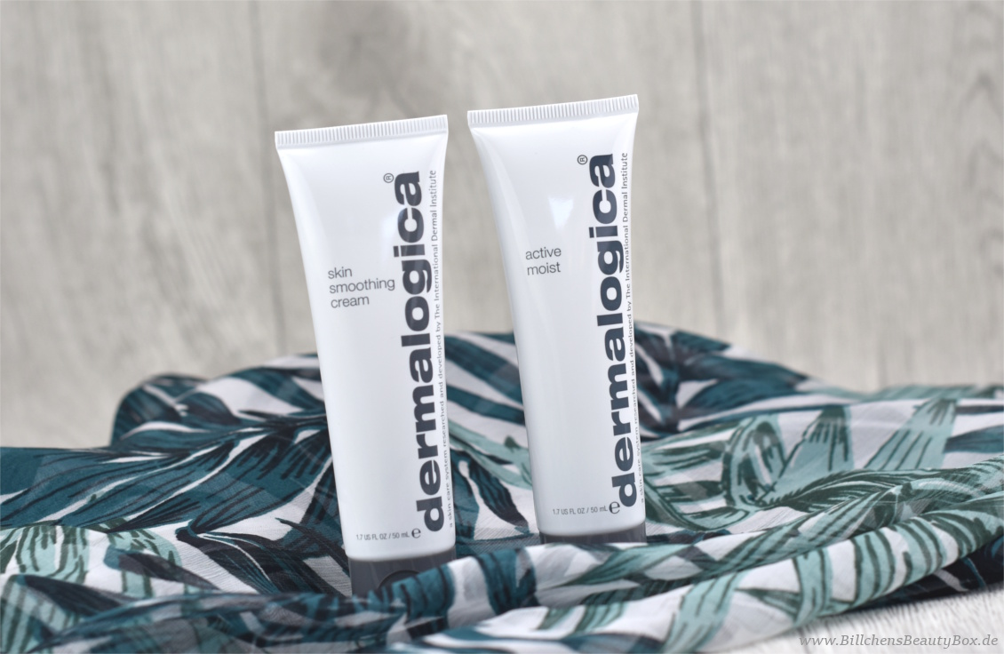 Dermalogica - Active Moist und Skin Smoothing Cream - Review