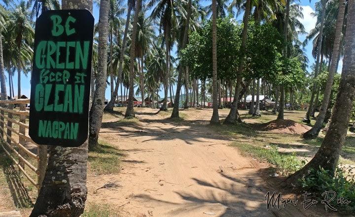 Entrada-Nacpan-Beach