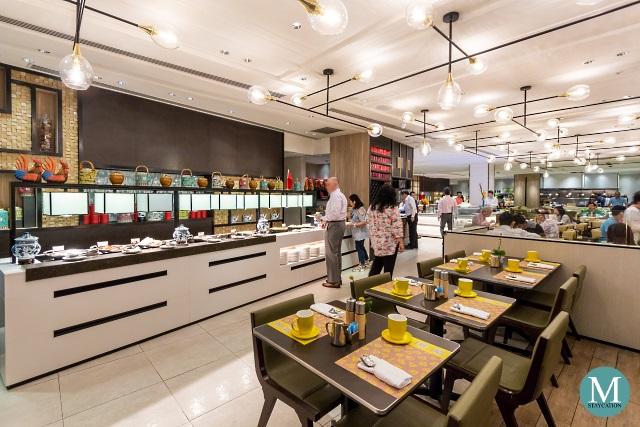 Breakfast Buffet at Shangri-La Hotel Kuala Lumpur