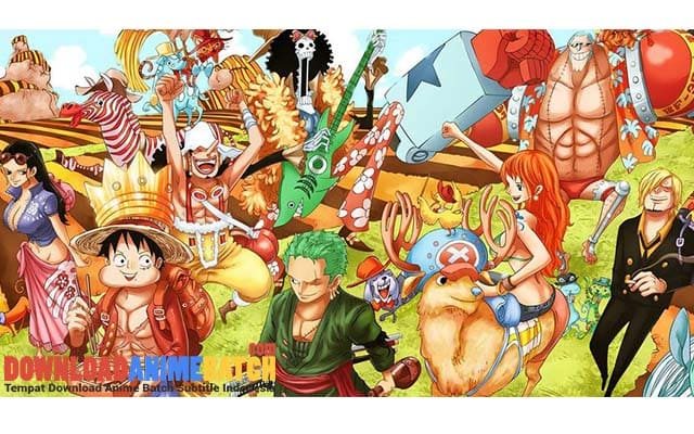 Download One Piece Full Episode 1-900 Batch Sub Indo