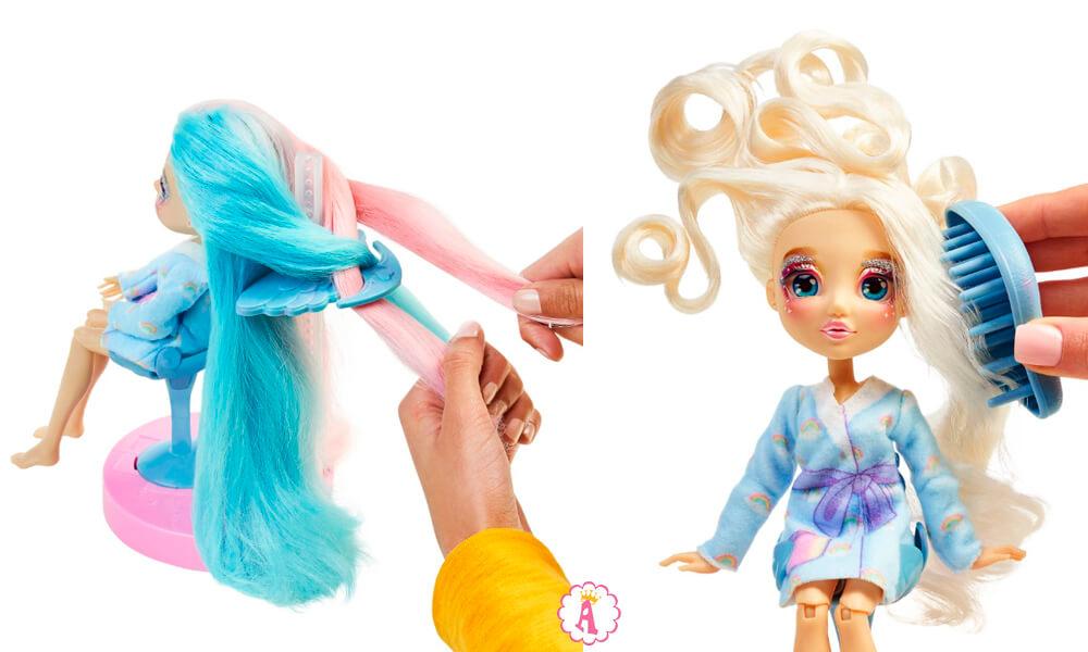 Кукла FailFix @2Dreami со съемным лицом и сменным макияжем