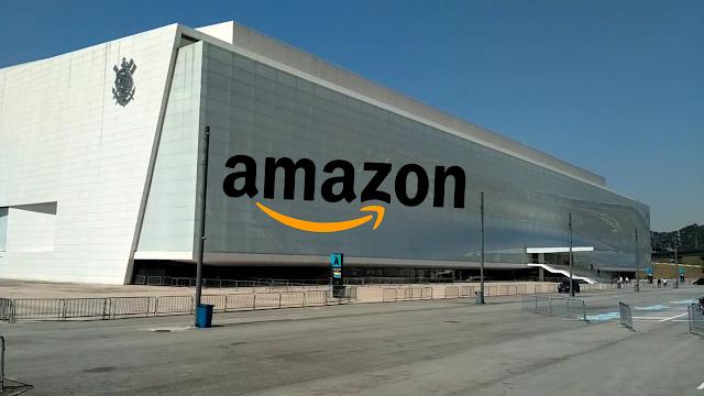 Amazon é a parceira do NR e desistiu do Fla pelo Timão, crava ...