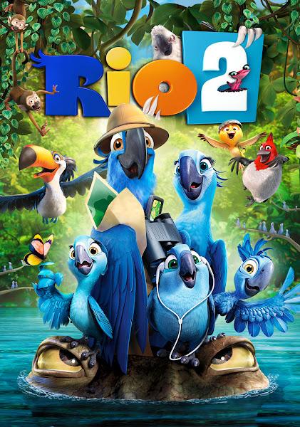 Rio 2 Hindi Dubbed 2014 Full Movie Dual Audio 720p