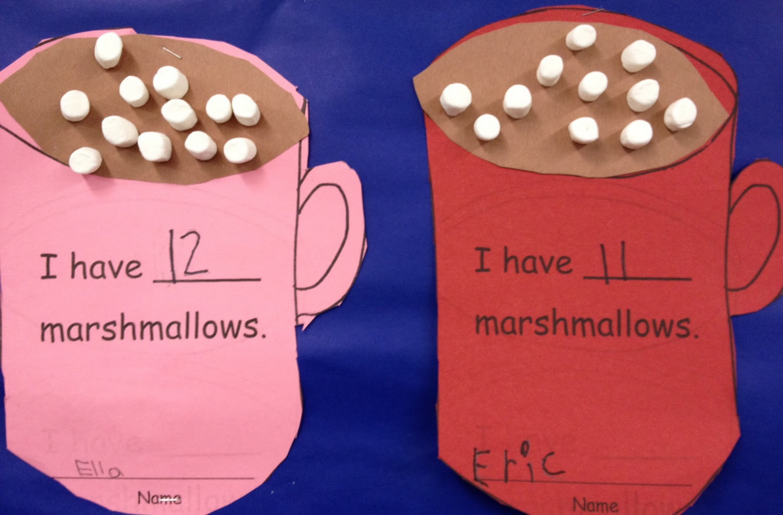 Hot Cocoa Math