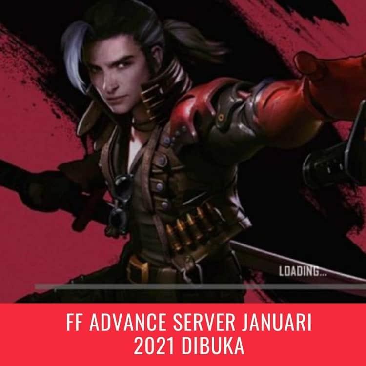 Cara Daftar Advance Server Ff Januari 2021 Segera Kuota Terbatas Lho