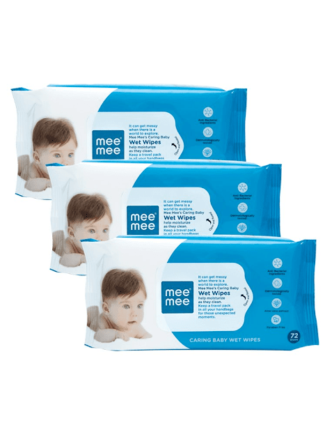 Top 10 Brands of BABY WIPES Enriched With Aloe Vera Available in Amazon India