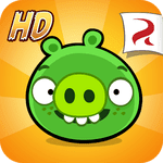 Download Bad Piggies HD v2.1.0 MOD Apk Terbaru Icon