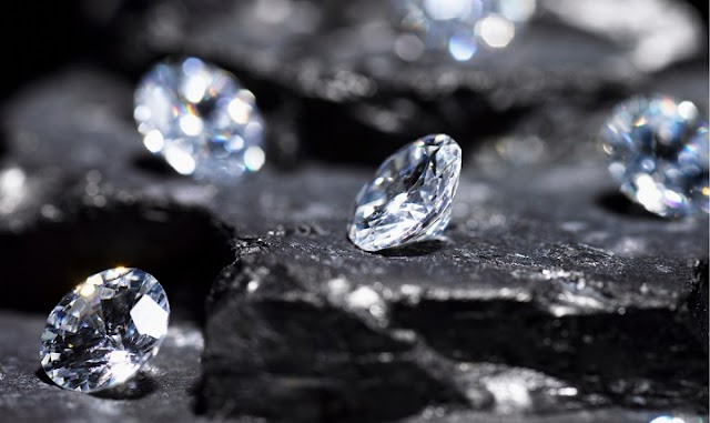 A New Study Concludes How Diamonds are Formed Deep in Earth from Surface Minerals