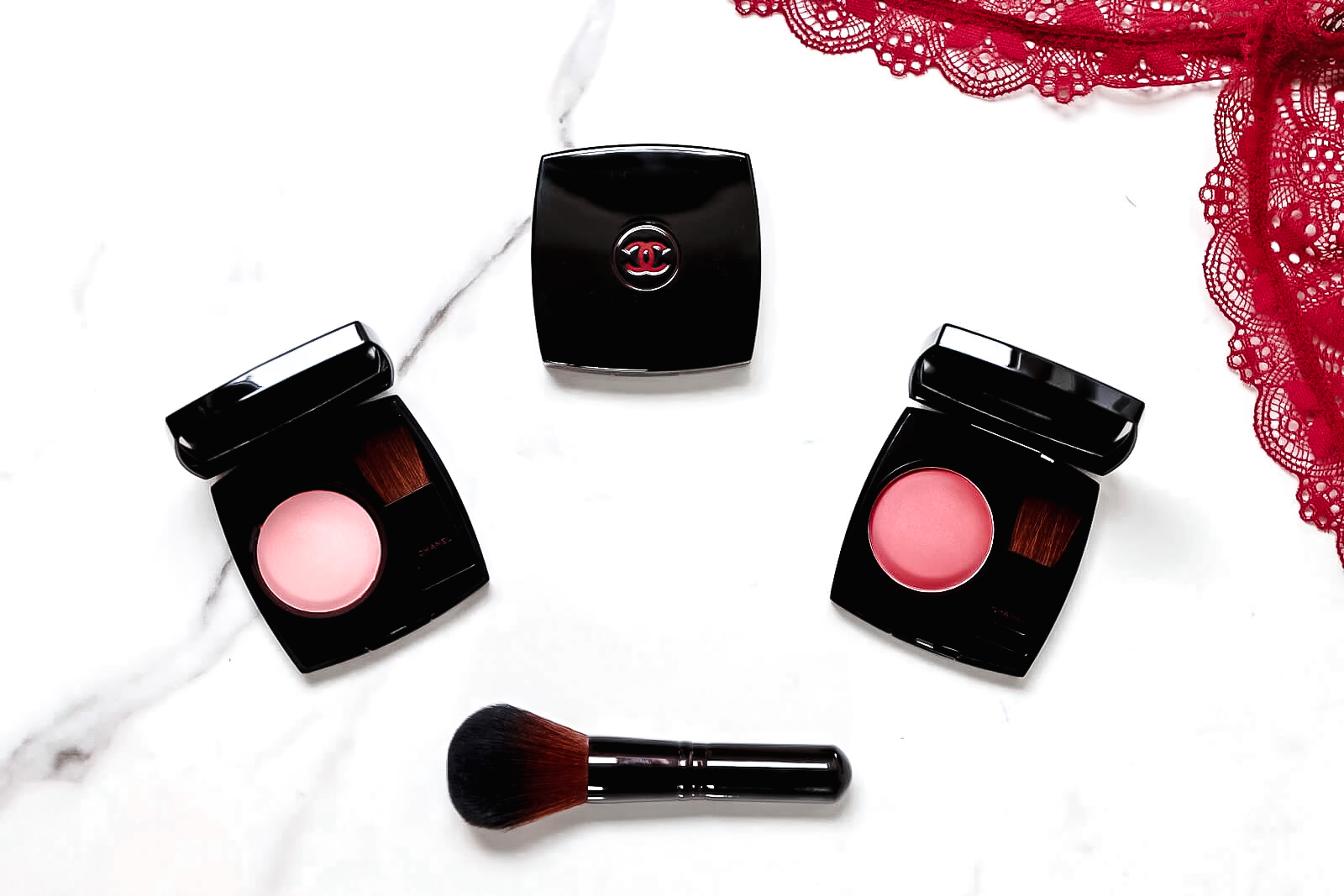 Chanel Joues Contraste Blush avis
