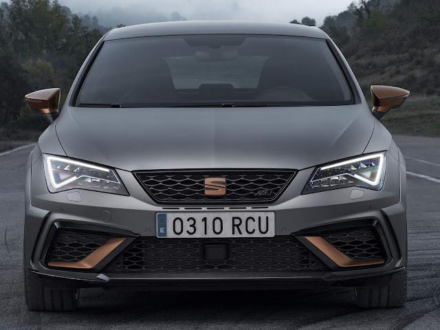 Novo Seat Leon Cupra R 2018