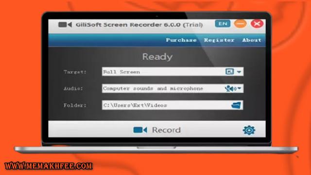 Icecream Screen Recorder ، والذي يحتل أيضًا مكانًا في قائمة أفضل مسجلات الشاشة