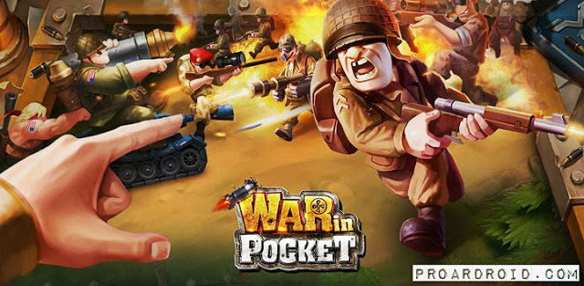 War in Pocket النسخة المهكرة