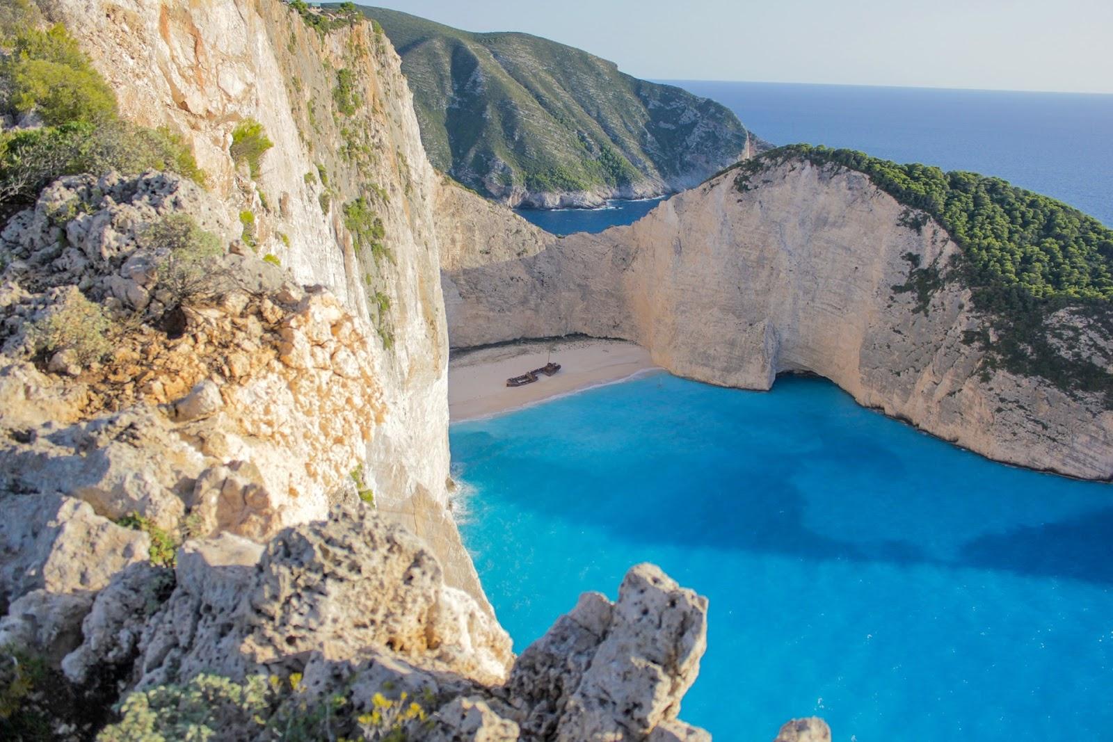 Foto Pemandangan Alam Asli Menakjubkan