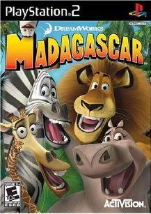 Madagascar PS2 Torrent