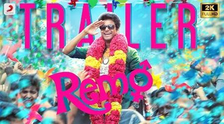 Remo Official Tamil Trailer | Sivakarthikeyan, Keerthi Suresh | Anirudh Ravichander