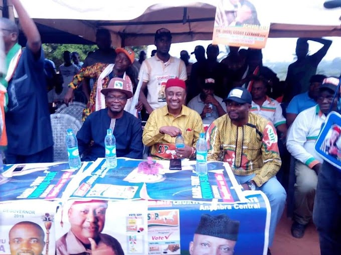 AWKA NORTH AND SOUTH WILL WITNESS WINDS OF RENEWAL