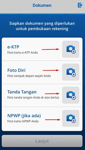 Cara Buka Rekening BCA Online dengan BCA Mobile