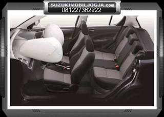 Interior New Swift Seat