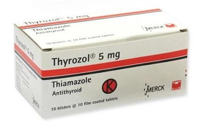 Harga Thyrozol tab Terbaru 2017