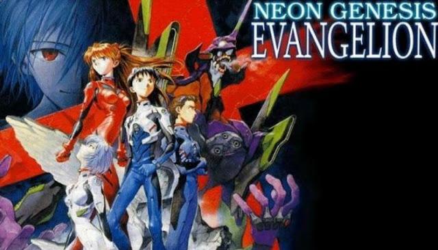 Neon Genesis Evangilion - Anime Mirip Tokyo Ghoul