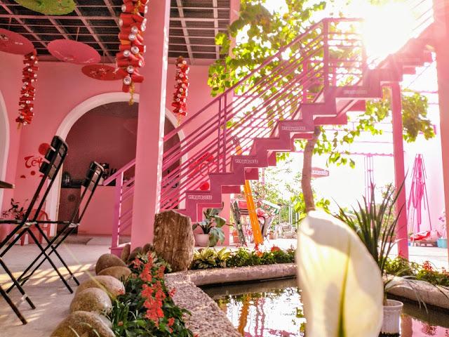 Pink House Sadec 1