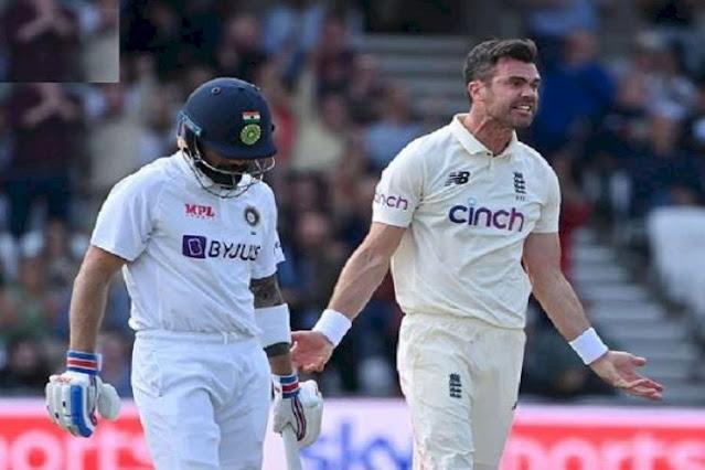 पहले दिन का खेल खत्म, England ने को ठोस शुरुआत, भारत की पहली पारी महज 78 रन पर सिमटी