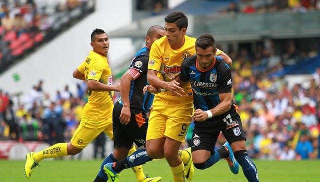 Queretaro vs America en vivo Supercopa MX