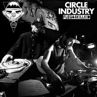 DJ Fleg & DJ SkillKid - Circle Industry Bboy-Bgirl Mix 2016