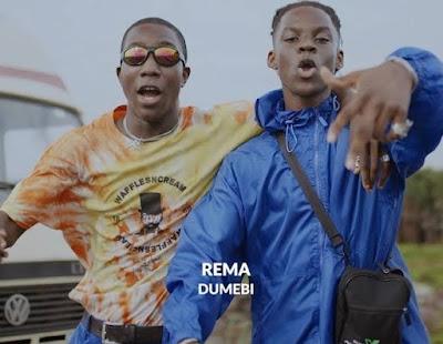 Rema dumebi mp3 instrumental