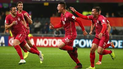 موعد مباراة كوستاريكا وصربيا الأحد 17-6-2018 ضمن مباريات كأس العالم و القوات الناقلة