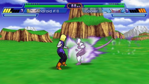 dragon ball z highly compressed pc game