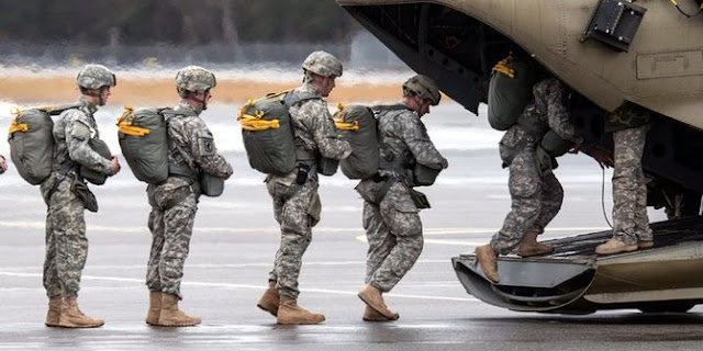 Pentagon Nyatakan Defcon 3, AS bersiap perang lawan Rusia