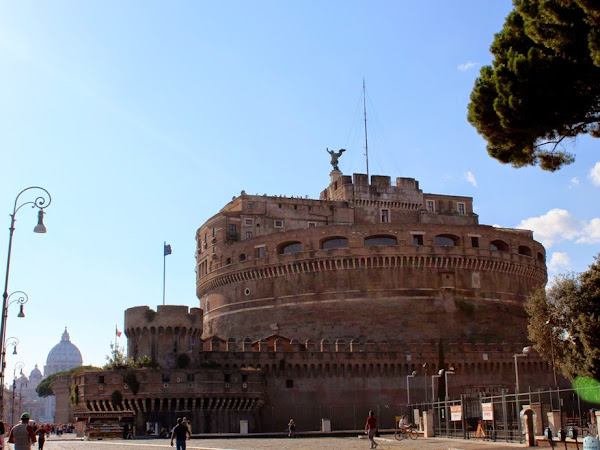 Rome: Castel Sant'Angelo