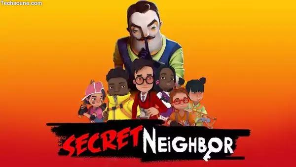 لعبة Secret Neighbour