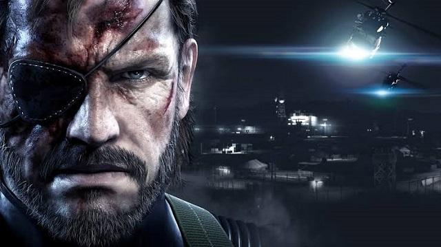 Metal Gear Solid V: The Phantom Pain/Konami/Reprodução