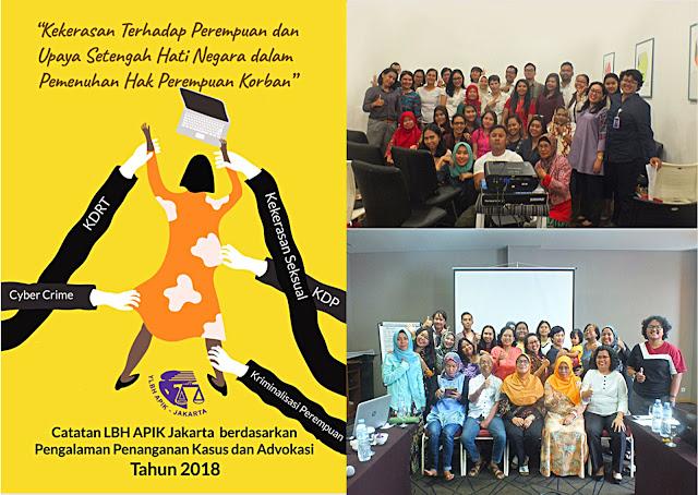LAPORAN CATATAN TAHUNAN LBH APIK JAKARTA 2018