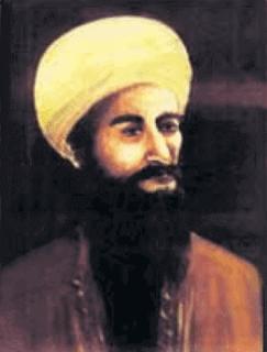 retrato jabir ibn hayyan