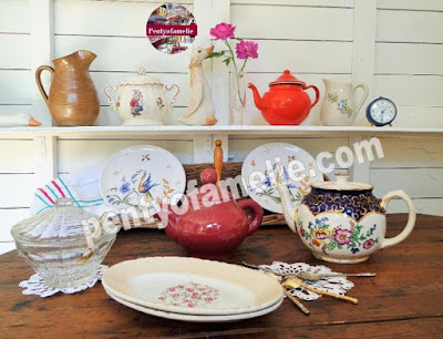 find out more about vintage french breakfast tableware petit dejeuner set