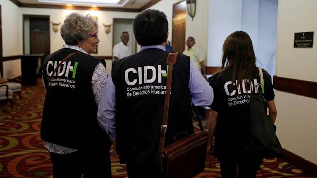 La CIDH pide visitar Chile para observar la situación general de los Derechos Humanos