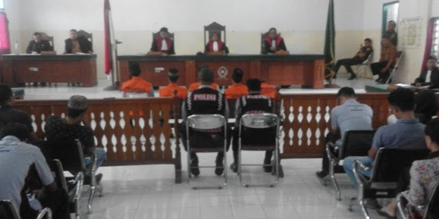 Pemerkosa dan Pembunuh Yn Divonis Hukuman Mati